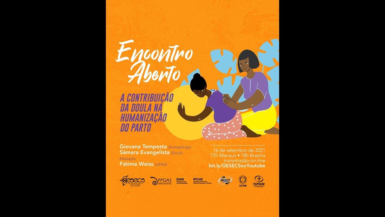 Encontro Aberto - GESECS 16/09 - tema