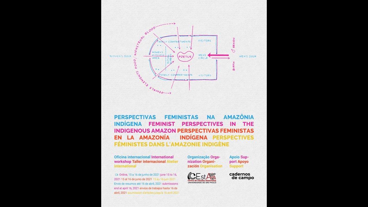 PPGAS divulga: Perspectivas Feministas na Amazônia Indígena